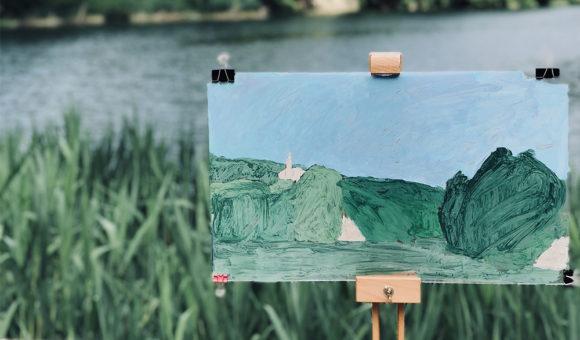 Painting Appennino