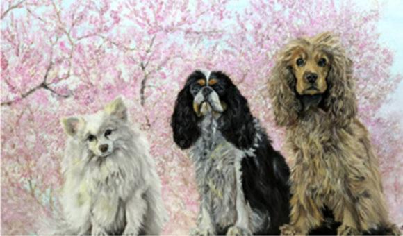 Un dipinto Pet Therapy