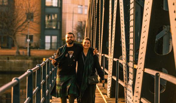 Viaggio a Edimburgo